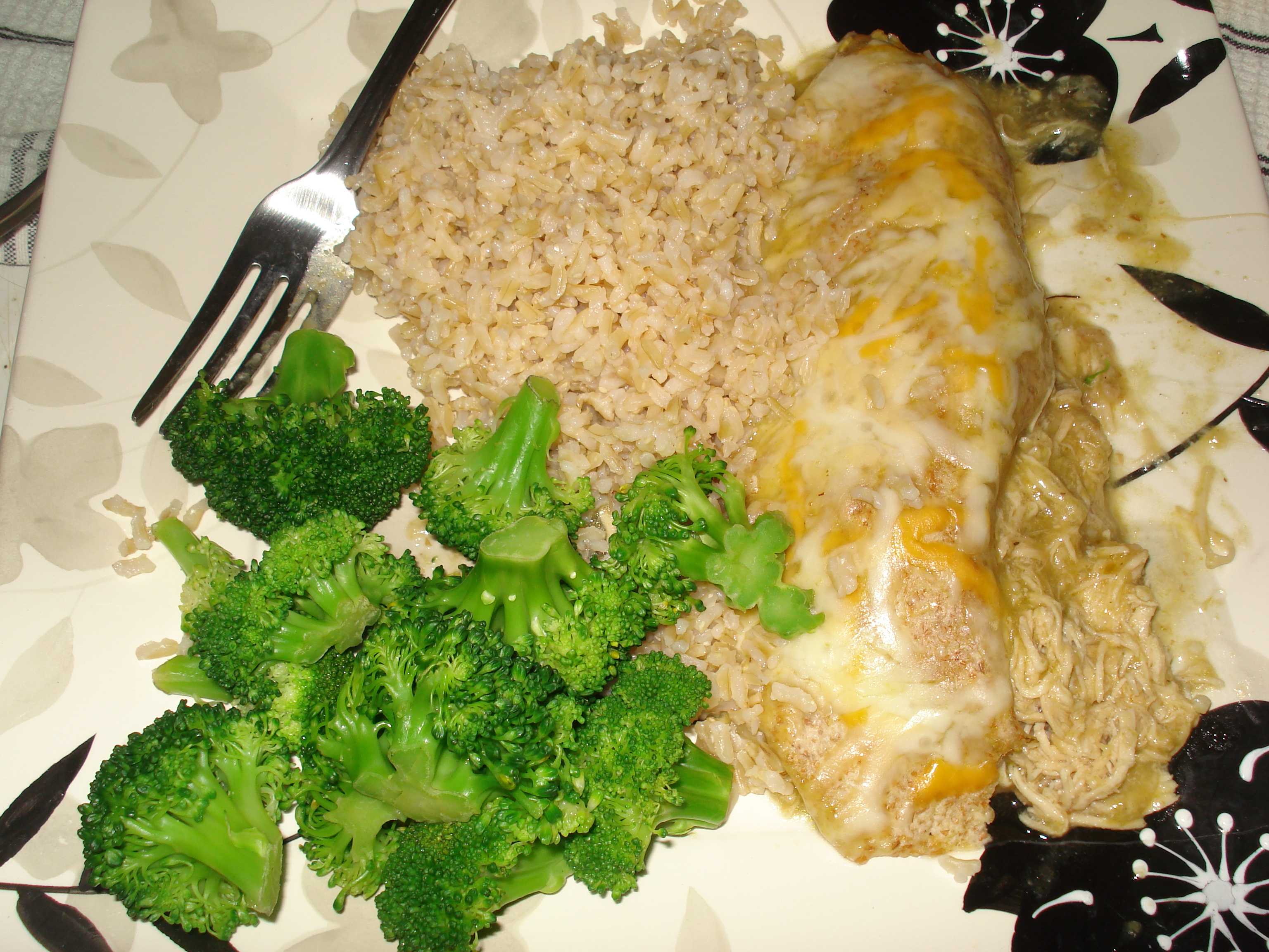 Crispy Turkey Enchiladas Recipe — Dishmaps