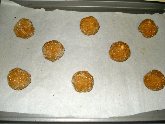 cookies prebake