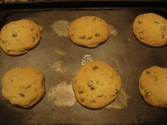 cookies baked