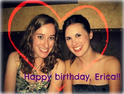 Erica bday