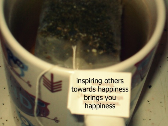 tea saying