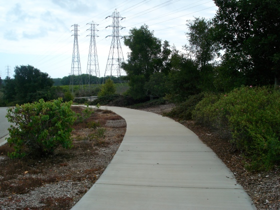 barranca path