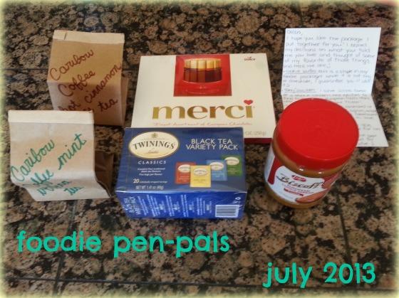 foodie pp july