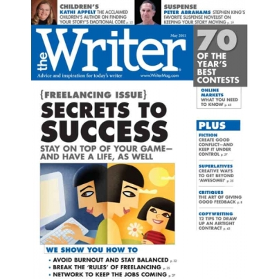 the writer may 2011