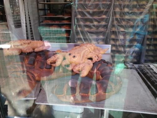 bread lobster