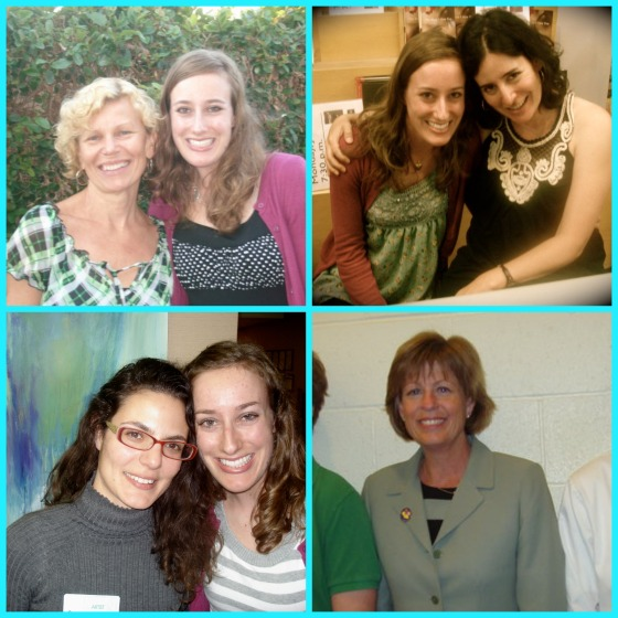 Teacher Collage