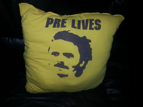 tshirt pillow