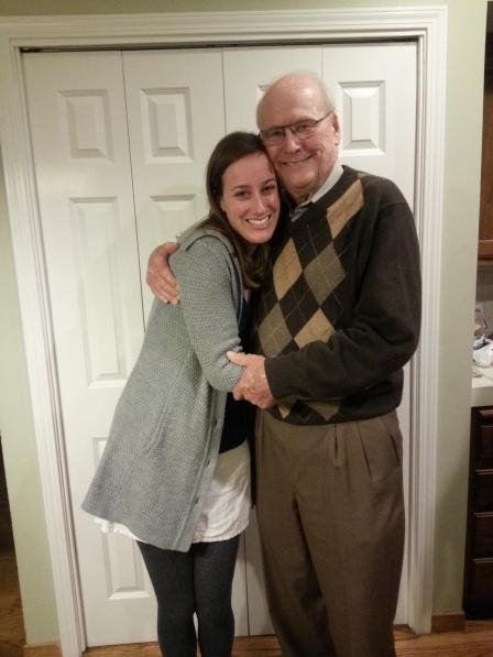 me and grandpap