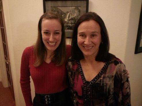 me and mama xmas