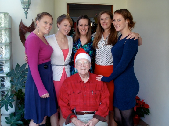 family with gramps