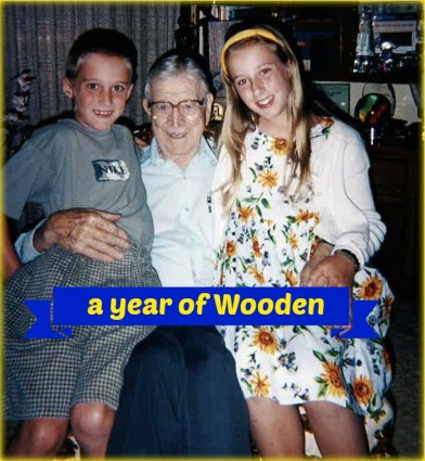a year of wooden