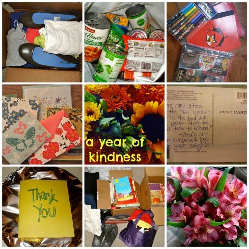 kindness collage