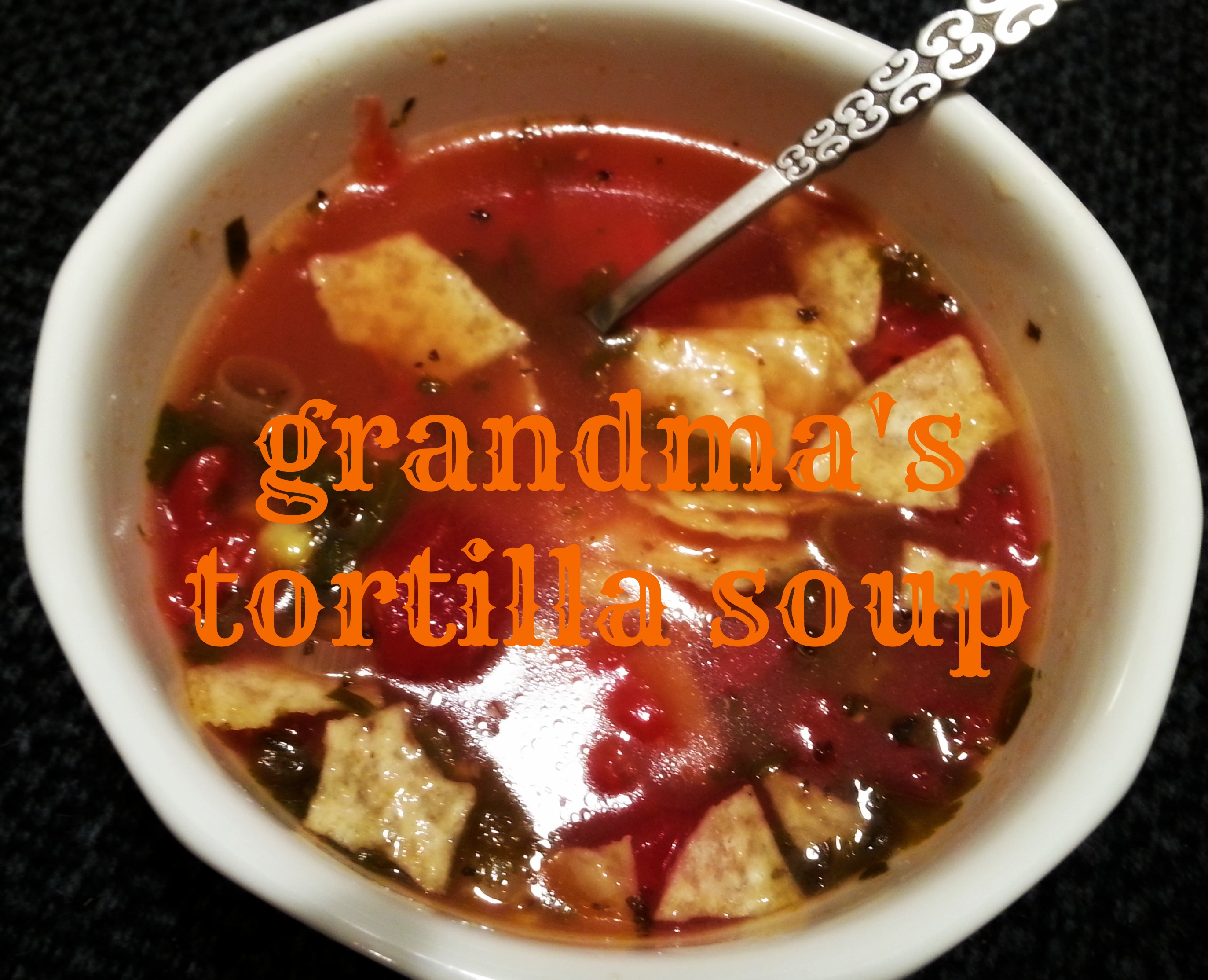 tortilla soup essay