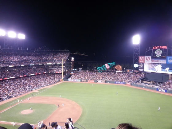 giants game