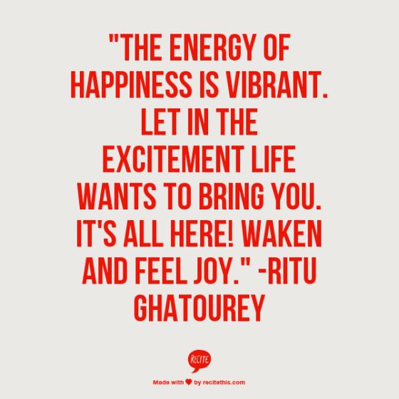 vibrant life
