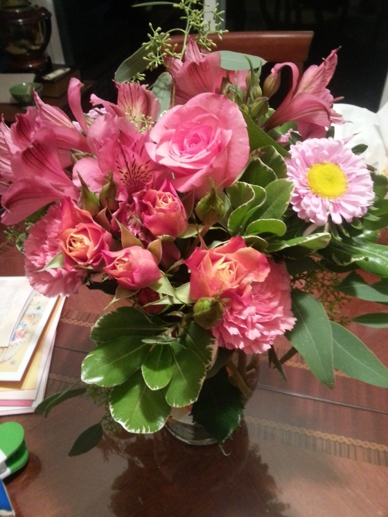 laur flowers