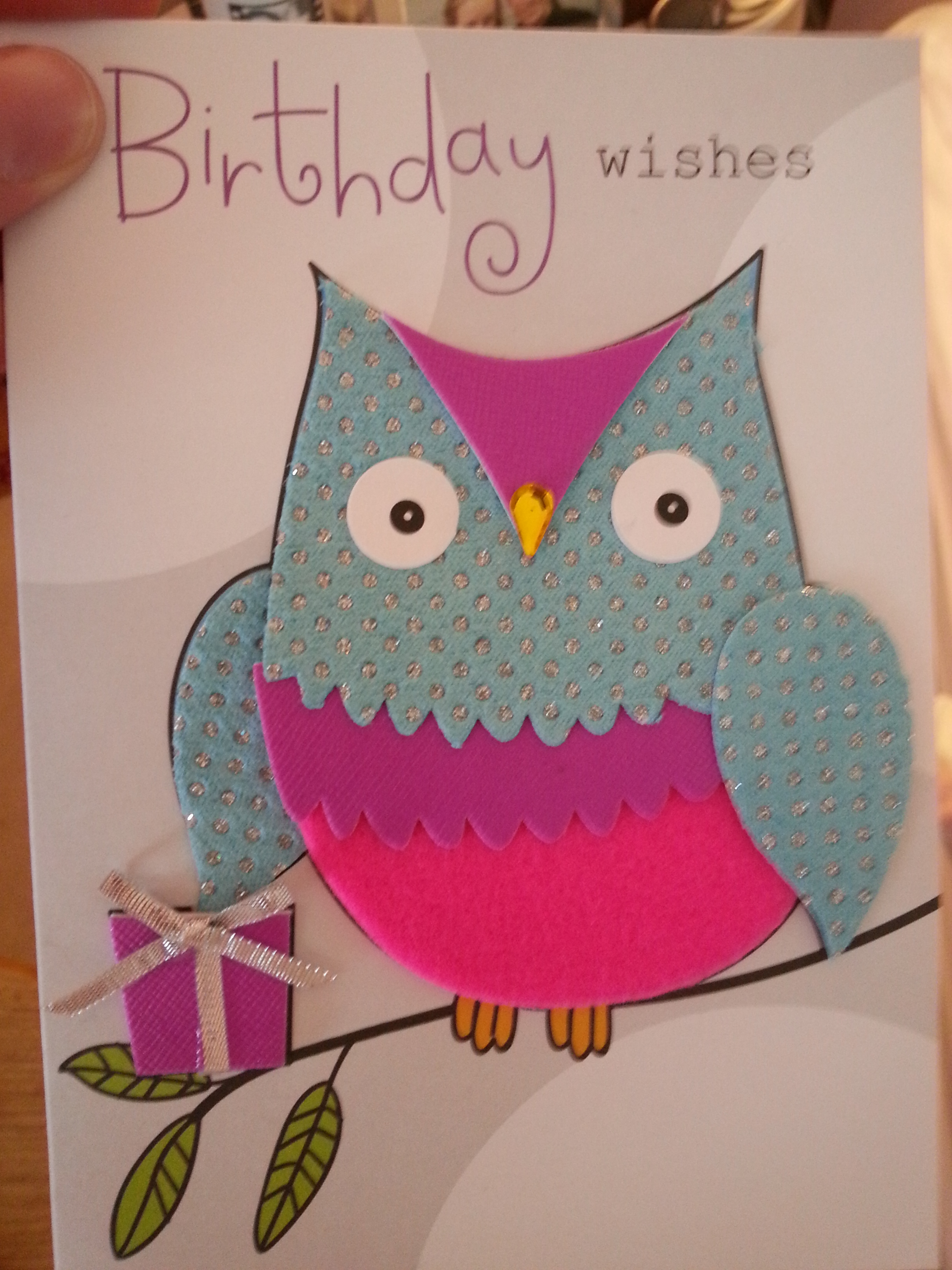 card from Al