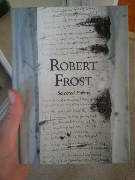 Selected Poems Robert Frost