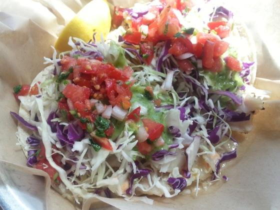 deck fish tacos