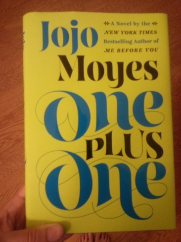 jojo moyes one plus one