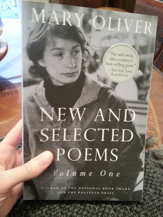 Mary Oliver poems
