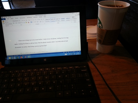 starbucks work sesh