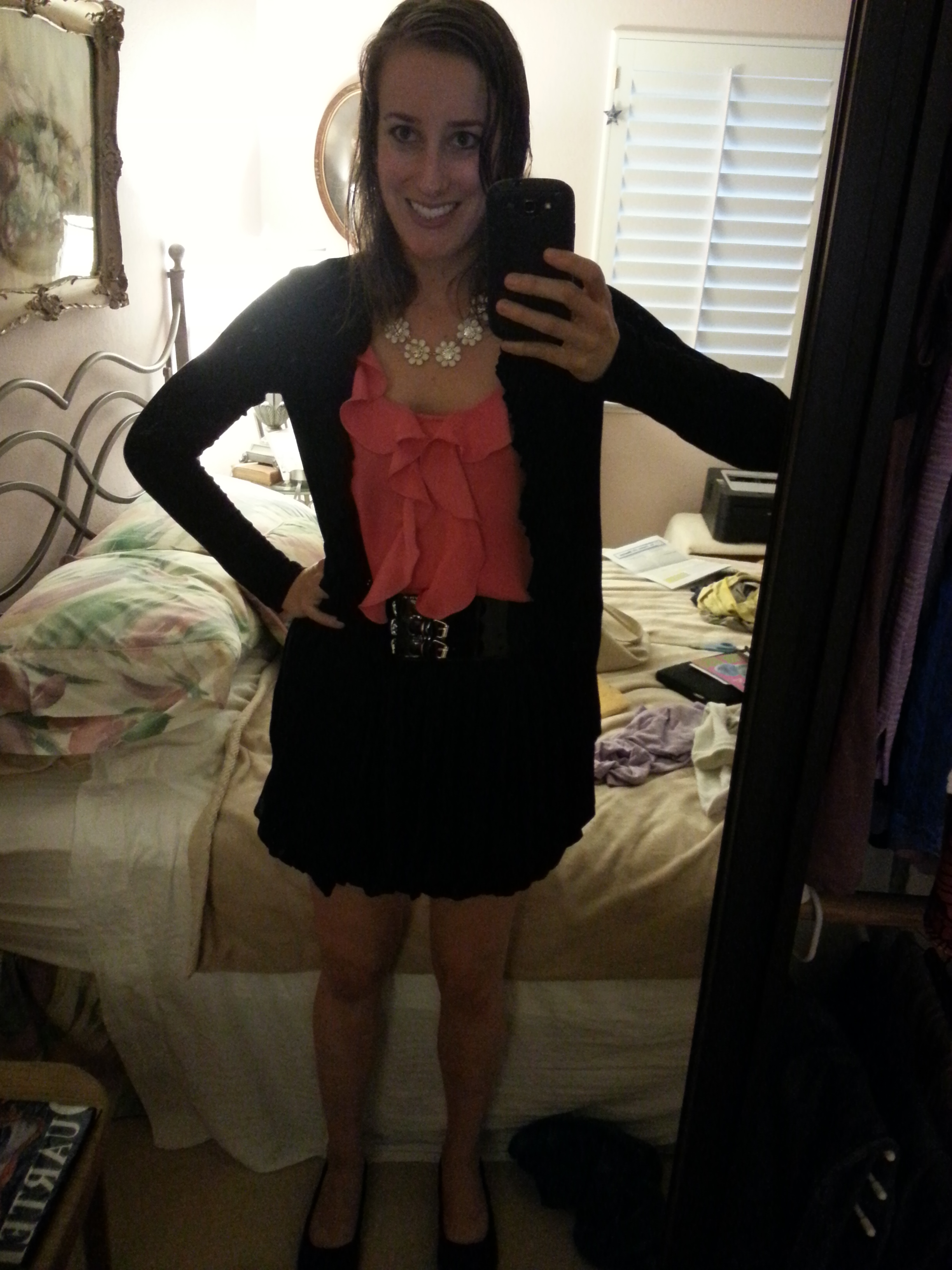 al's bday dinner outfit