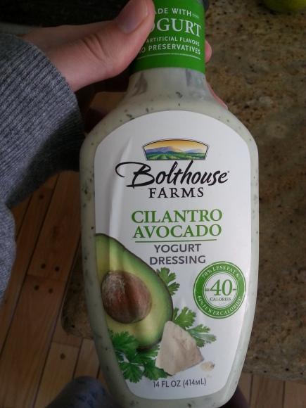cilantro avocado