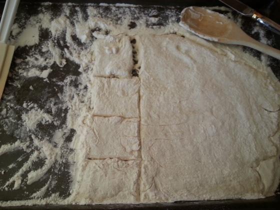 beignet dough