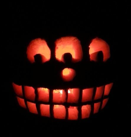 Fawn's pumpkin