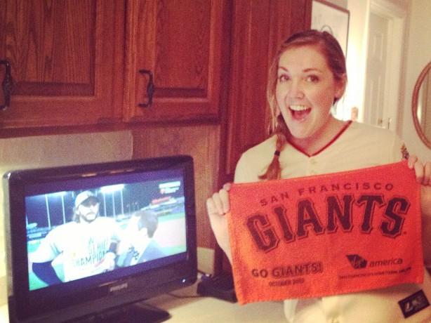 dana giants win