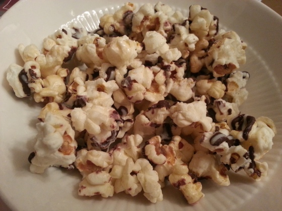 drizzle kettle corn