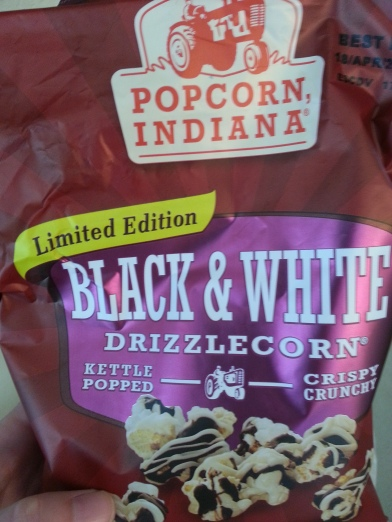 holiday kettle corn