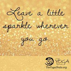 leave sparkle