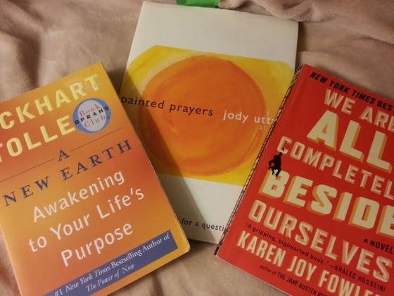 books from Tania