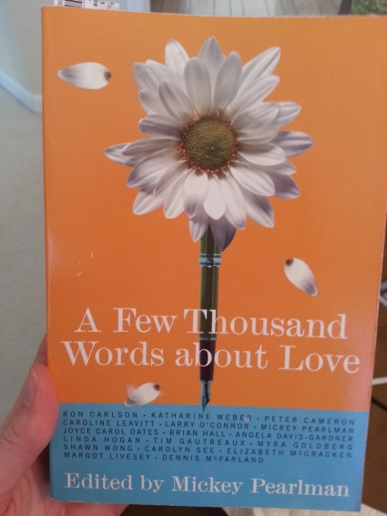 few thousand words about love