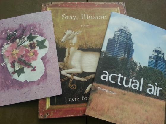 carand poetry books