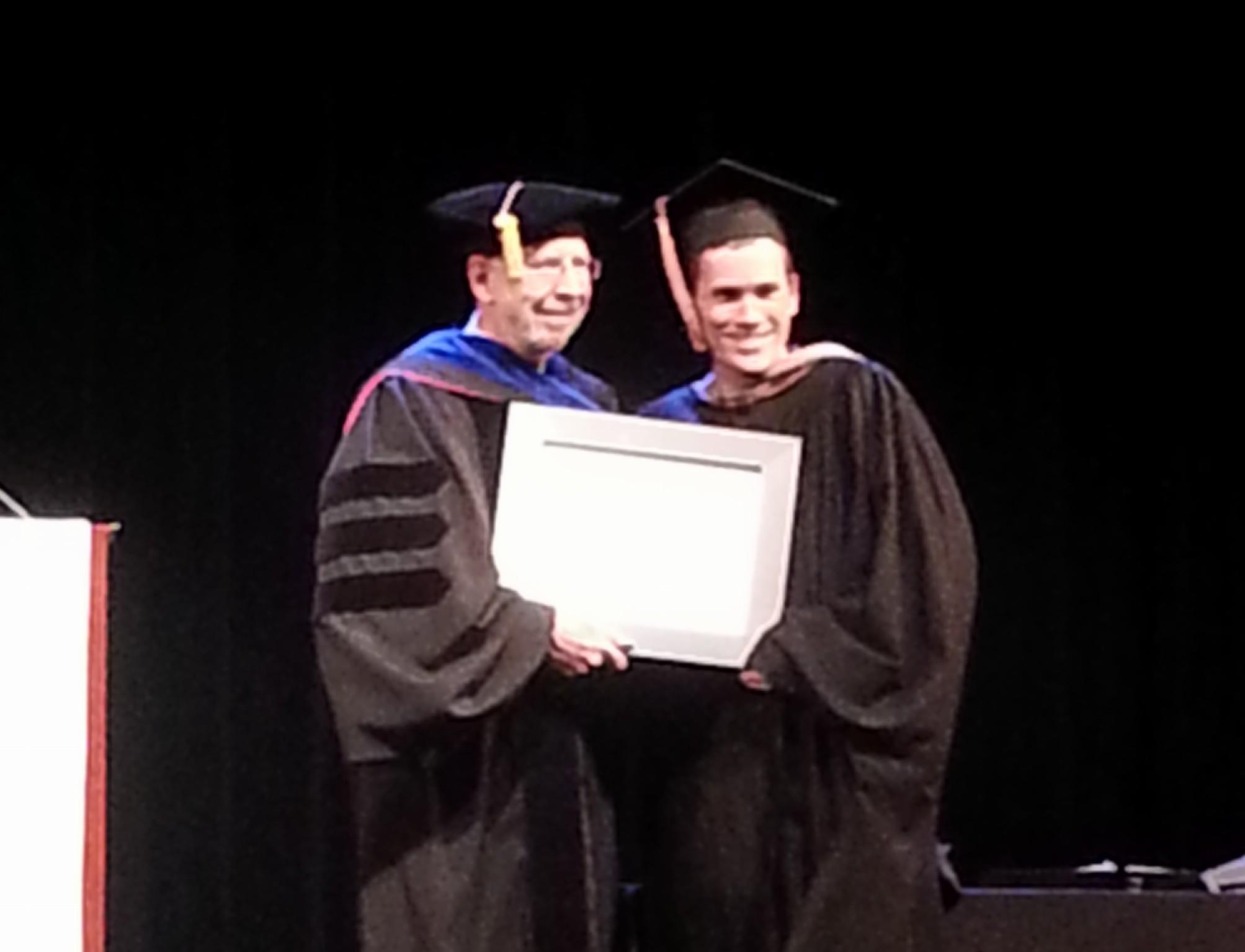 allyn graduating