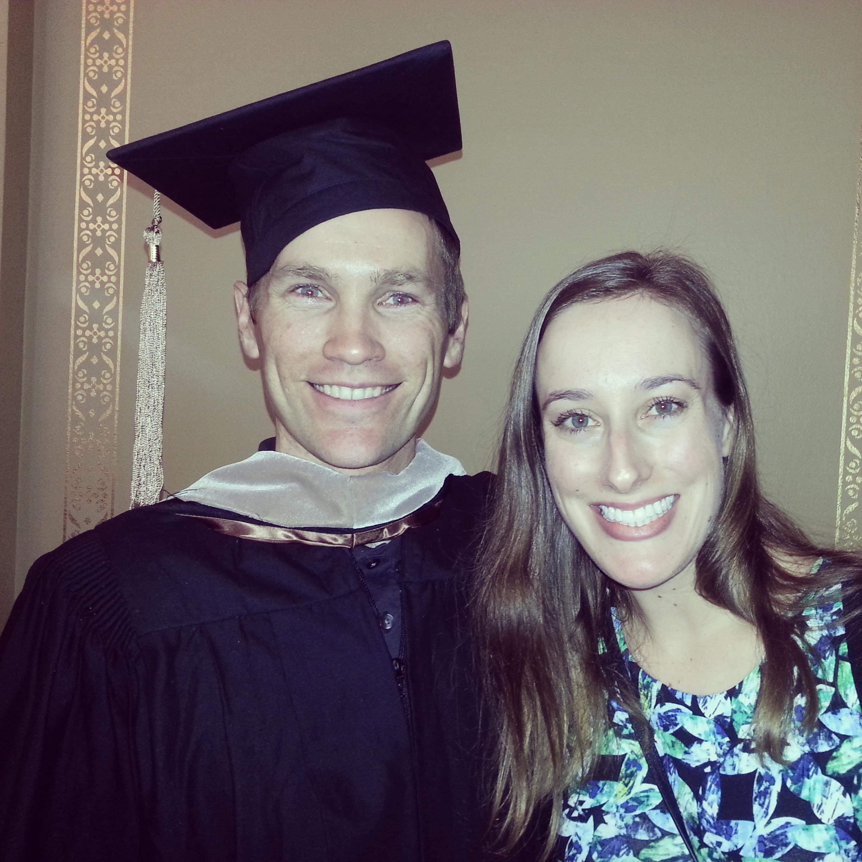 me and al graduation