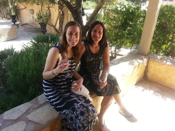 me and mom winery