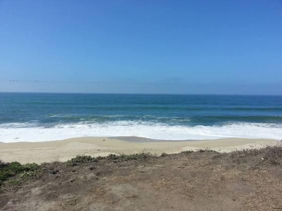 half moon bay beach 2