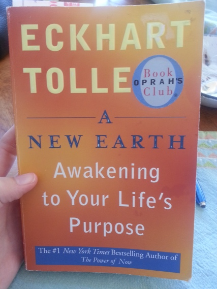 eckhart tolle book