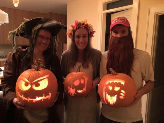allyn allyson me and pumpkins
