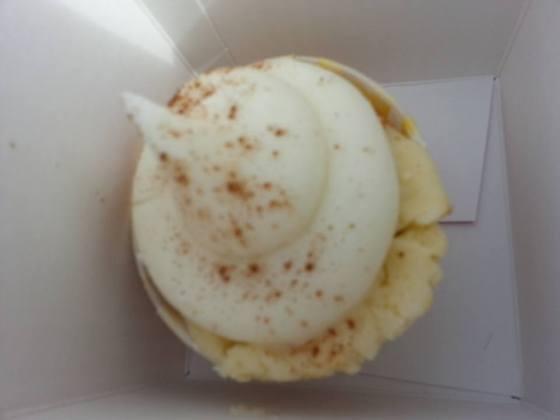 cupcake pumpkin cheesecake