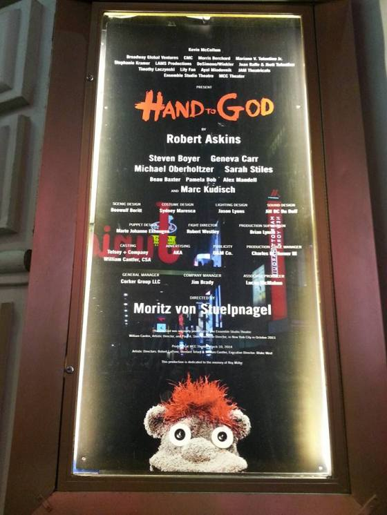 hand to god play