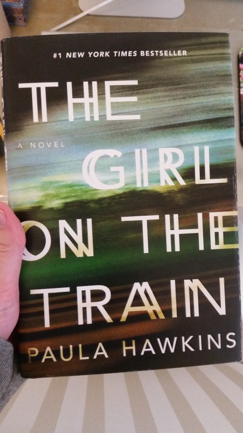 girl on train book
