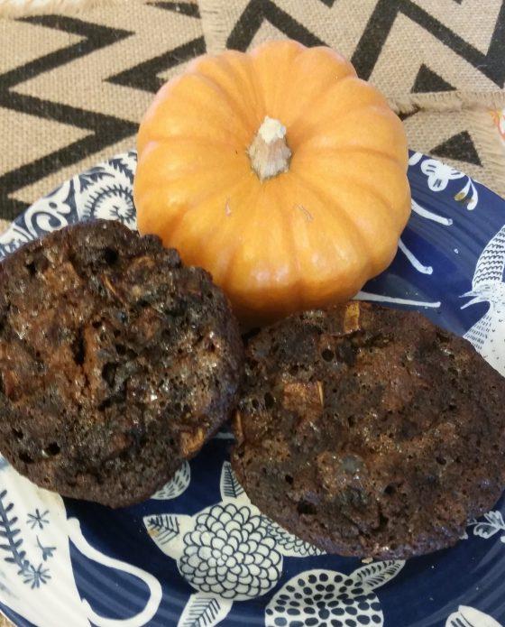 buckwheat muffins 2