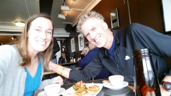 me and dad chowder seattle