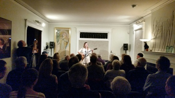 amber rubarth house concert
