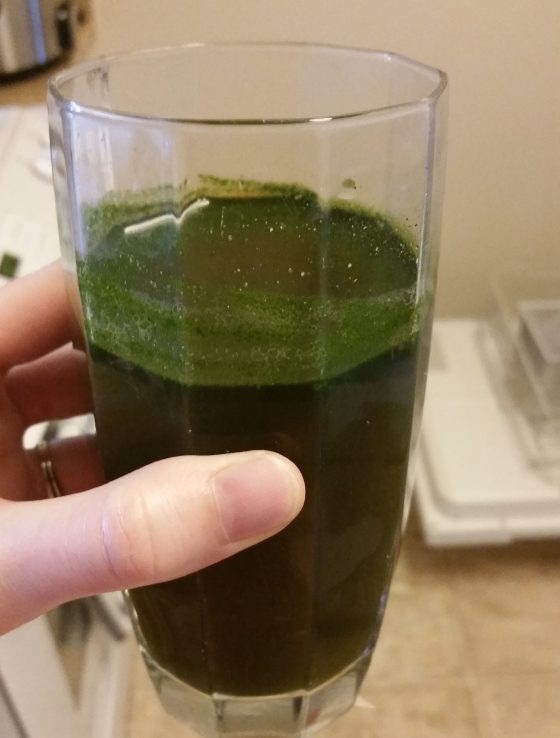 my green drink